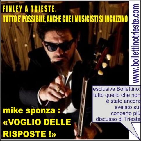 Finley a Trieste tutte le indiscrezioni