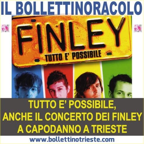 FINLEY CAPODANNO TRIESTE 2012