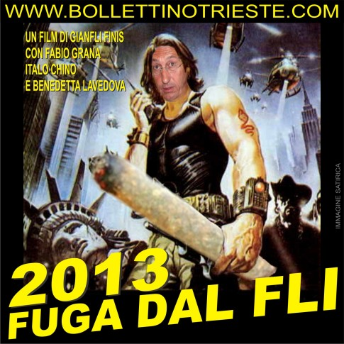 FUGA DAL FLI  2013