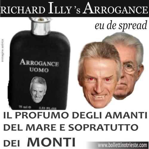 illy arrogance