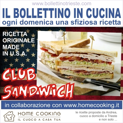12 bollettino in cucina - club sandwich - 24 - 02- 13