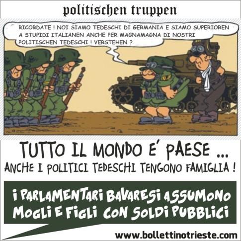 POLITICHEN TRUPPEN