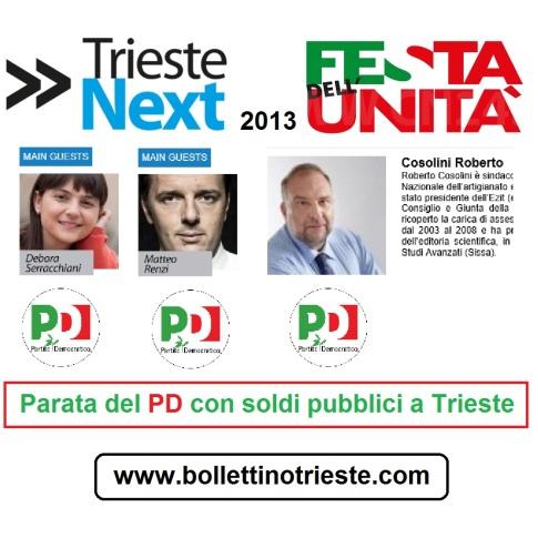next festa unita