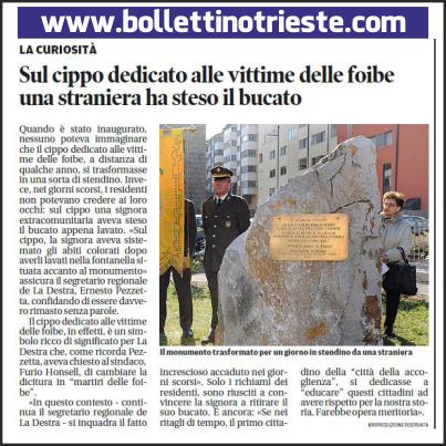 20131128_monumento foibe come stendi biancheria_bollettinotrieste